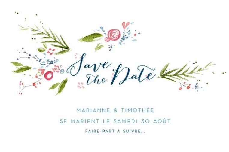 Annoncer son mariage